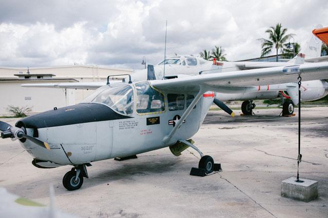 Cessna 0-2A Skymaster