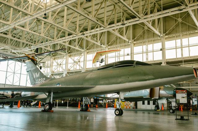 North American F-100F Super Sabre (Fighter)