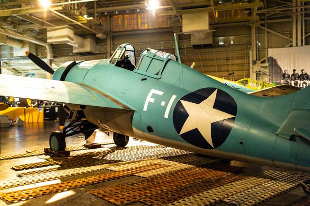 Grumman F4F-3 Wildcat (Fighter)